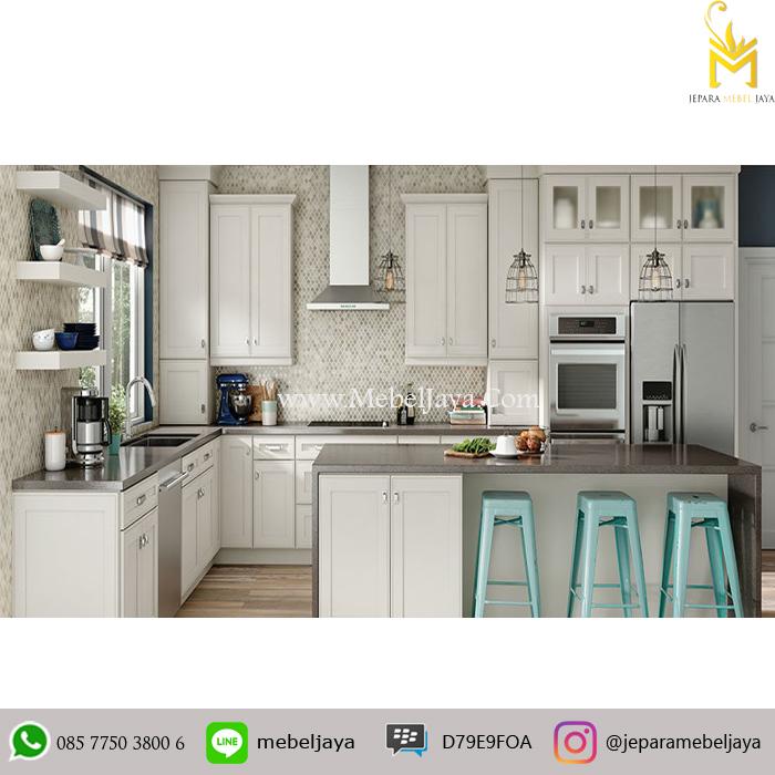 Cabinet Dapur Minimalis Modern