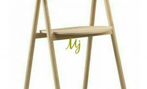 kursi resto kayu