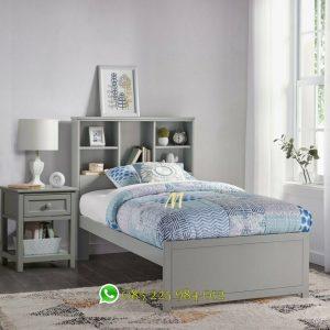 tempat tidur anak rak minimalis