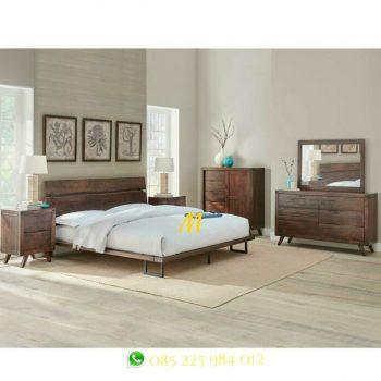 kamar set kayu