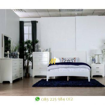 kamar set minimalis duco