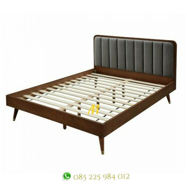 tempat tidur busa retro