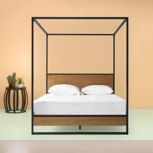 tempat tidur industrial kanopi