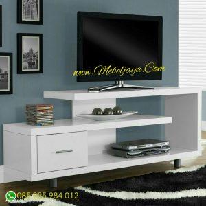jual meja tv minimalis modern