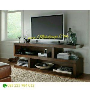 jual meja tv murah kayu jati