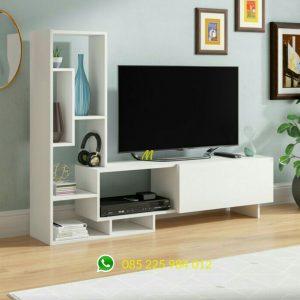 rak tv modern minimalis